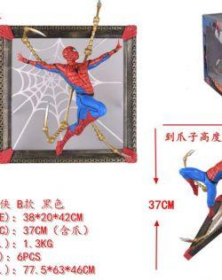 相框蜘蛛侠B款(黑色)