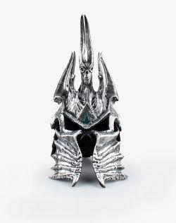 魔兽世界阿尔萨斯头盔