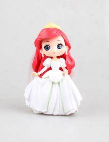 美人鱼婚纱款 大眼娃娃