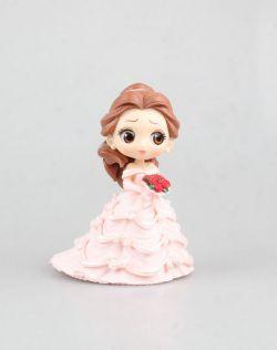 贝儿婚纱款 大眼娃娃(粉红色)