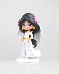 茉莉公主婚纱款 大眼娃娃(白色)