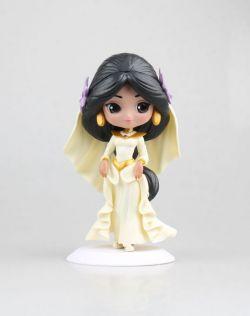 茉莉公主婚纱款 大眼娃娃(黄色)