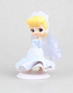 灰姑娘婚纱款 大眼娃娃(蓝色)